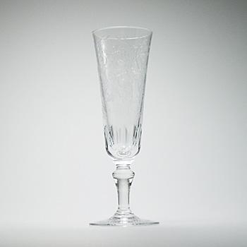 バカラ Baccarat パルメ シャンパングラス